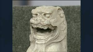 marble lion tang dynasty marble lion antiques roadshow pbs