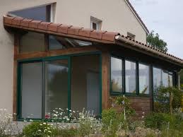 Veranda Pour Terrasse Fermer Une Terrasse Couverte En Veranda Kirafes