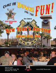 deer breeders corp 8th annual auction bar none country store