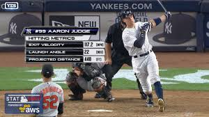Aaron Judge Joins An Exclusive Club Of Yankees All Stars Pinstripe - yankees aaron judge hits 42nd 43rd home runs mlb com