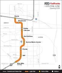 Denver Rtd Map 13363 E Asbury Aurora Co 80013 In Brady Chase Condos