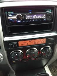 replacing factory stereo head unit needing usb and aux ports