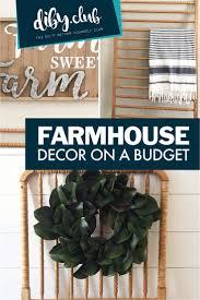 turn a garage sale crib into shabby chic farmhouse décor do it
