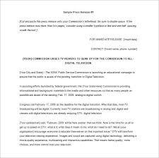 press release template u2013 29 free word excel pdf format download