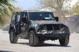 2020 jeep wrangler 2018 jeep wrangler news and updates