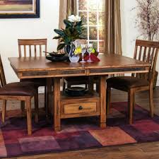 oak dining room sets dining table adjustable dining table chairs hover to zoom dining