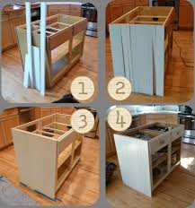 easy kitchen island plans diy kitchen island ideas with seating best 25 on