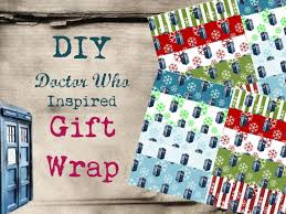 dr who wrapping paper doctor who inspired diy geekery christmas gift wrap 10 styles pdf