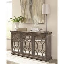 accent cabinets with doors scott living cabinets console table 950777 tables consoles furniture
