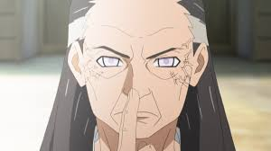 The Blind Spot In The Eye Is Due To All The Eye Powers In The Naruto Universe So Far Anime Now