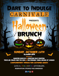 halloween brunch carnivale chicago