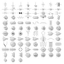 nevron diagram for net diagram shapes gallery electrical