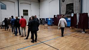 les bureaux de vote revivez le déroulé de la journée de vote du second tour de la
