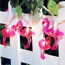 pink flamingo patio lights mainstays flamingo string lights walmart com