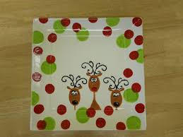 great cookie plate christmas pinterest pottery craft and