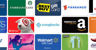 gift cards for free swagbucks free gift cards for paid surveys and more