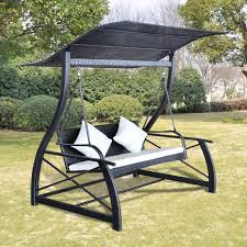 Glider Swings With Canopy by Gym Equipment Outdoor Hanging Swing Chair With Roof Glider Hammock