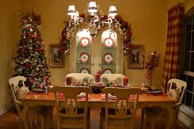 christmas dining room table decorations kristen s creations my christmas dining room