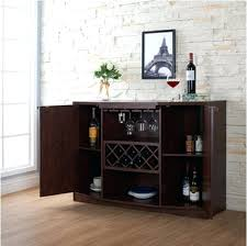 dining table with wine storage wine racks buffet table wine rack dining room espresso round