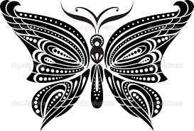 depositphotos 47502153 silhouette butterfly with delicate wings jpg