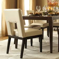 Parsons Dining Room Table Dining Room Upholstered Chairs Elegant Dining Room With