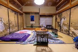chambre japonaise chambre japonaise traditionnelle photographie sabinoparente