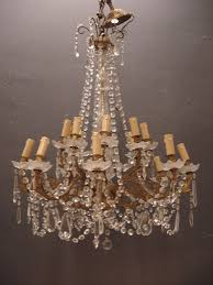Vintage French Chandeliers French Antique Chandelier U2013 Portisheadkitchens Co