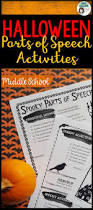 Halloween Mad Libs Esl by Best 25 Parts Of Speech Activities Ideas On Pinterest Parts Of
