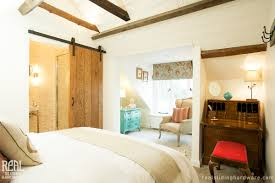 Hardware For Sliding Barn Doors Flat Track by 200 Year Old English Barn Transforms Into Bed And Breakfast Real