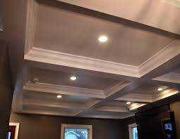 Mould Bedroom Ceiling Coffered Ceiling Sherwin Williams Mink Recessed Lighting Crown