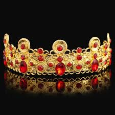 aliexpress buy top quality gold crown handmade