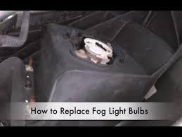dodge dakota fog light install how to replace fog light bulbs youtube
