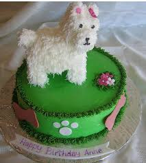 birthday cakes for dogs birthday cake with dog looks inexpensive article happy party