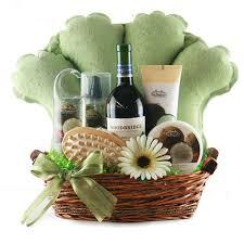 bathroom gift basket ideas spa per gift baskets tranquility spa basket design it