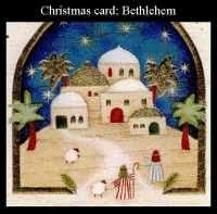 will moses christmas cards a visual sermon thought provoking bible based visually rich and