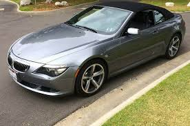 bmw 650i 2008 convertible 2008 bmw 650i convertible low no longer available
