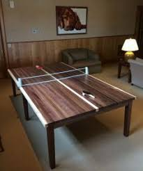 Ping Pong Pool Table A Ping Pong Table For Design Lovers Ping Pong Table Lovers And