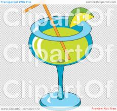 cosmopolitan clipart royalty free rf clipart illustration of a lime garnish on a