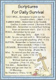 scripture gifts scripture survival kit sayings for candy bars and more like soda