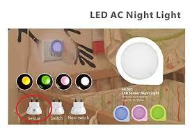 automatic led night light automatic led night light with day night auto sensor uk mains plug