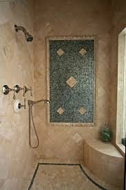 Tile Bathroom Shower Tile Bathroom Shower Mediterranean Bathroom San Diego By