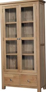 Oak Storage Cabinet Wide Storage Cabinet With Doors Home Design Ideas