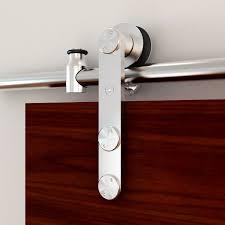Barn Door Slider Hardware by Hanging Door Hardware Home Decor