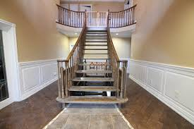 luxurious classic wainscoting generally installed from to inches