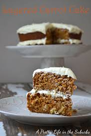 layered carrot cake a pretty life in the suburbs