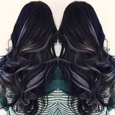 gun metal gray and black hair haircut hairking hairlove