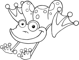 downloads online coloring page cute frog coloring pages 41 in