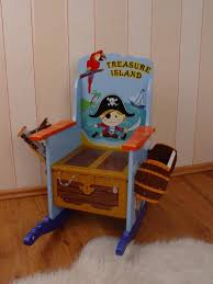 kinderzimmer pirat schaukelstuhl piraten kyw014 palazzo int