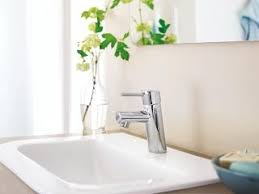 Grohe Faucet Installation Manual Concetto Bathroom Faucets Grohe