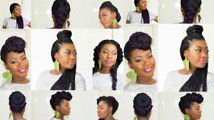 how to style senegalese twist in a minute 11 simple ways to
